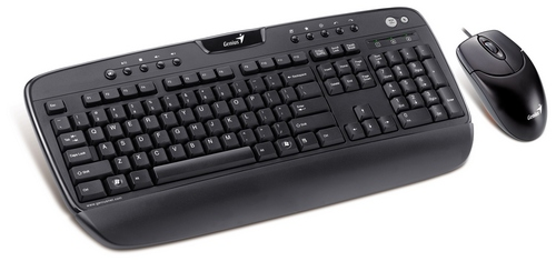 Genius SET klávesnice + myš