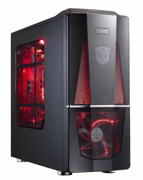 EDICE Herní PC AMD FX6 TURBO 4,2GHz/ 8GB/ Nvidia GTX 950/ 1TB/ 550W