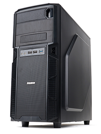 Herní PC Intel i3 6100/ 8GB DDR4/ AMD R7 360/ 1TB/ 450W