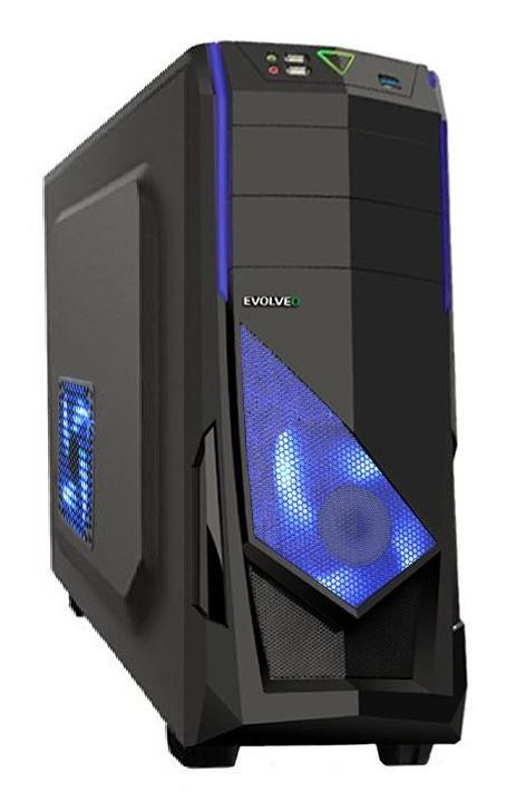 Trhák Herní PC AMD Athlon X4 860K/ 8GB/ Nvidia GT 740/ 1TB/ 400W