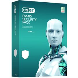 Antivir ESET Family Security Pack pro 3 PC