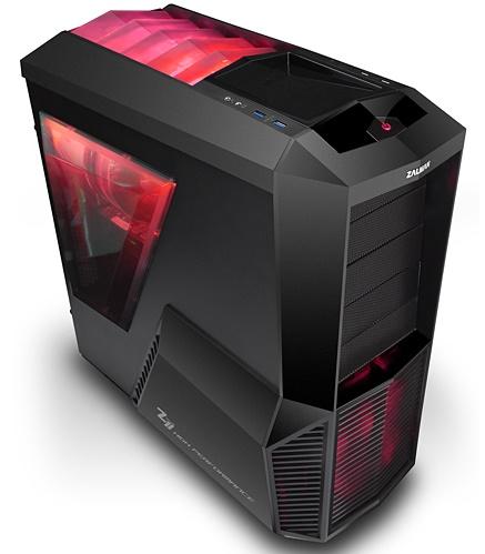 AKCE Herní PC AMD Ryzen 7 1700/ 16GB/ Nvidia GTX 1060/ 2TB/ 600W