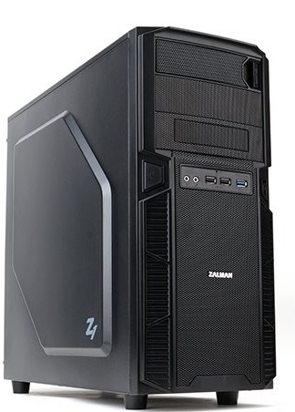 Herní PC Intel i5 6500/ 8GB/ HD 530/ SSD+1TB/ 450W